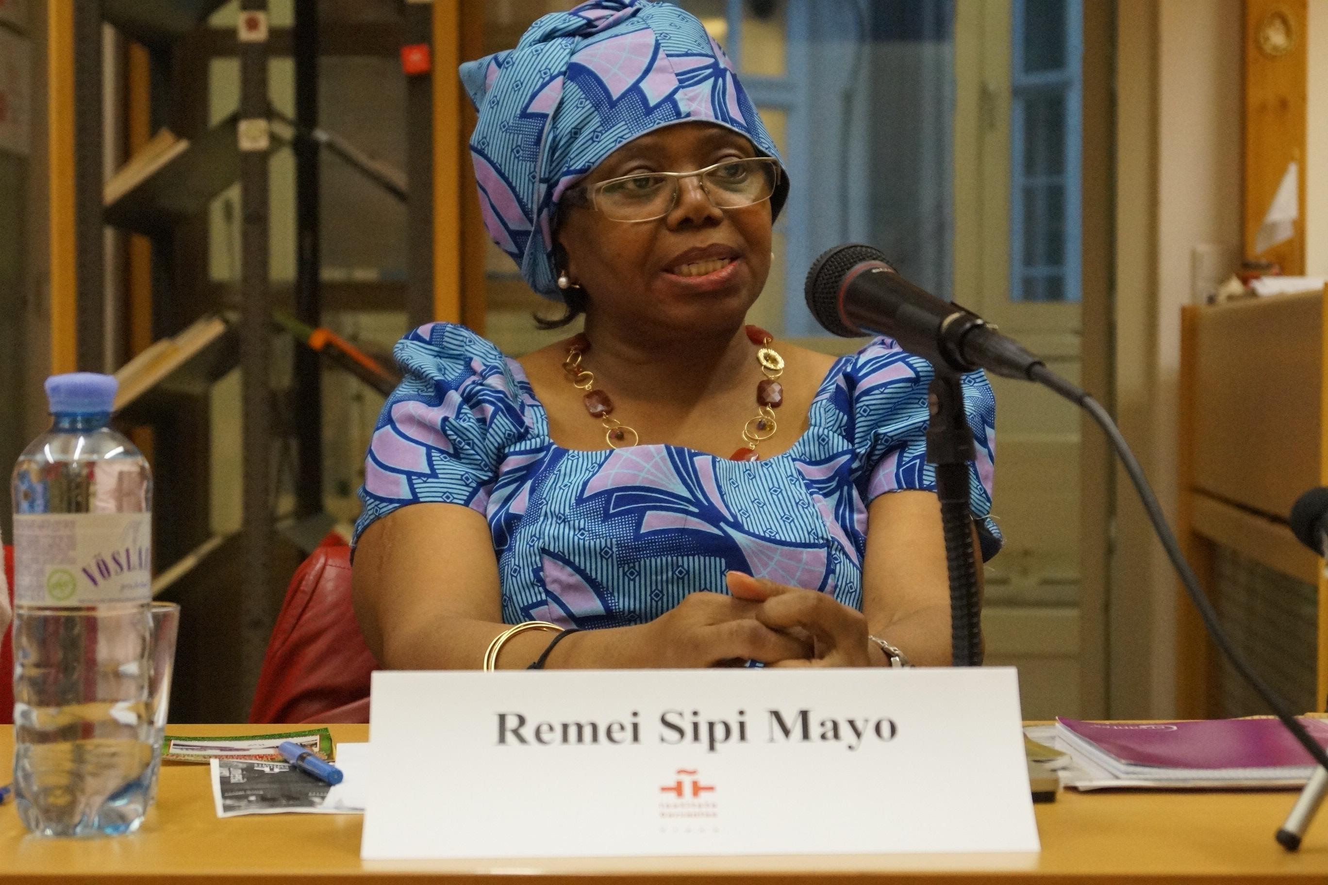 Las mujeres africanas somos creadoras de estrategias para la supervivencia de todo nuestro entorno